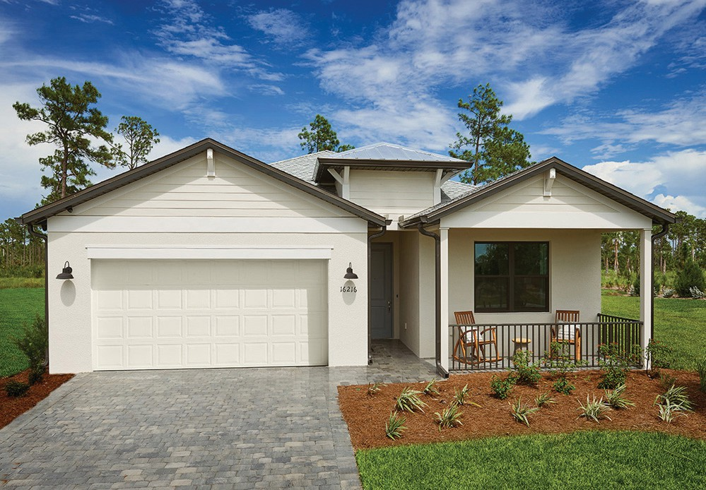 At 2,185 square feet, the Osprey is Meritage Homes' largest one-story model. BABCOCK RANCH TELEGRAPH COURTESY IMAGES